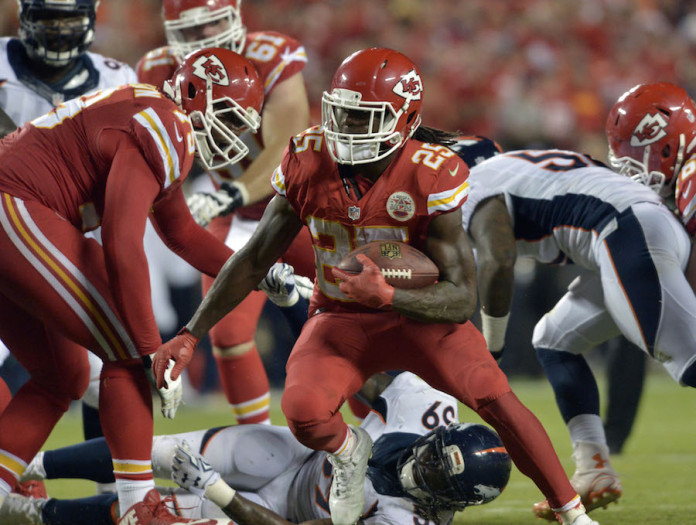 ea77749c Jamaal Charles explains what was really with his knee in 2016
