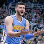 Jusuf Nurkic rejects LeBron James