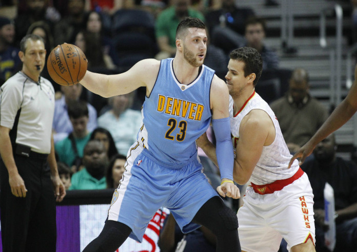 Coming into the year the Denver Nuggets  Jusuf Nurkic had high standards to  live up to following his impressive rookie season  however c54e89cf9