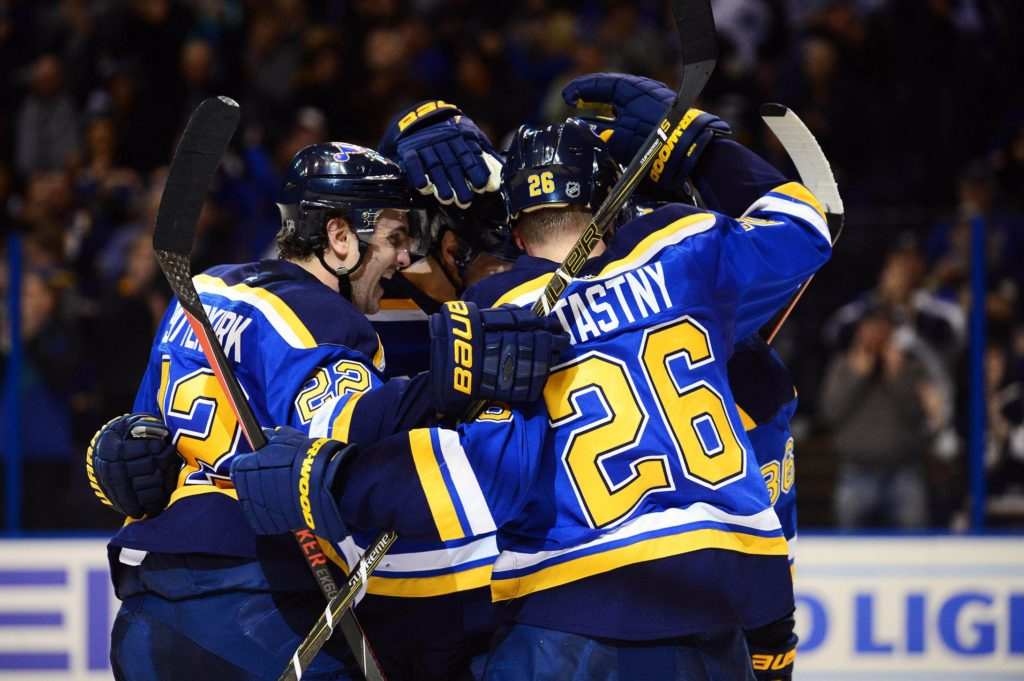 Stastny and Shattenkirk