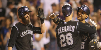 Colorado Rockies 2016 season