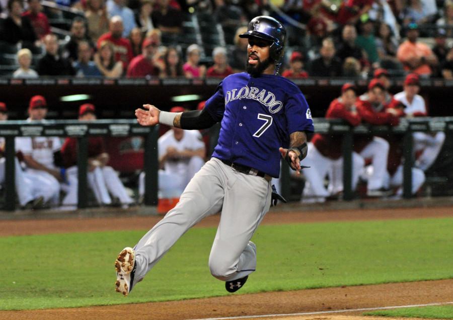 Reyes banned thru May 31 under MLB domestic violence policy