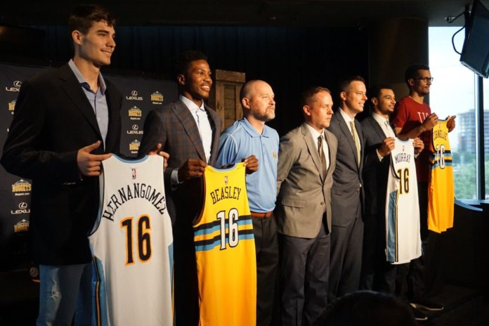brand new 96fce 440cb Denver Nuggets remain the highlight of Summer League with ...