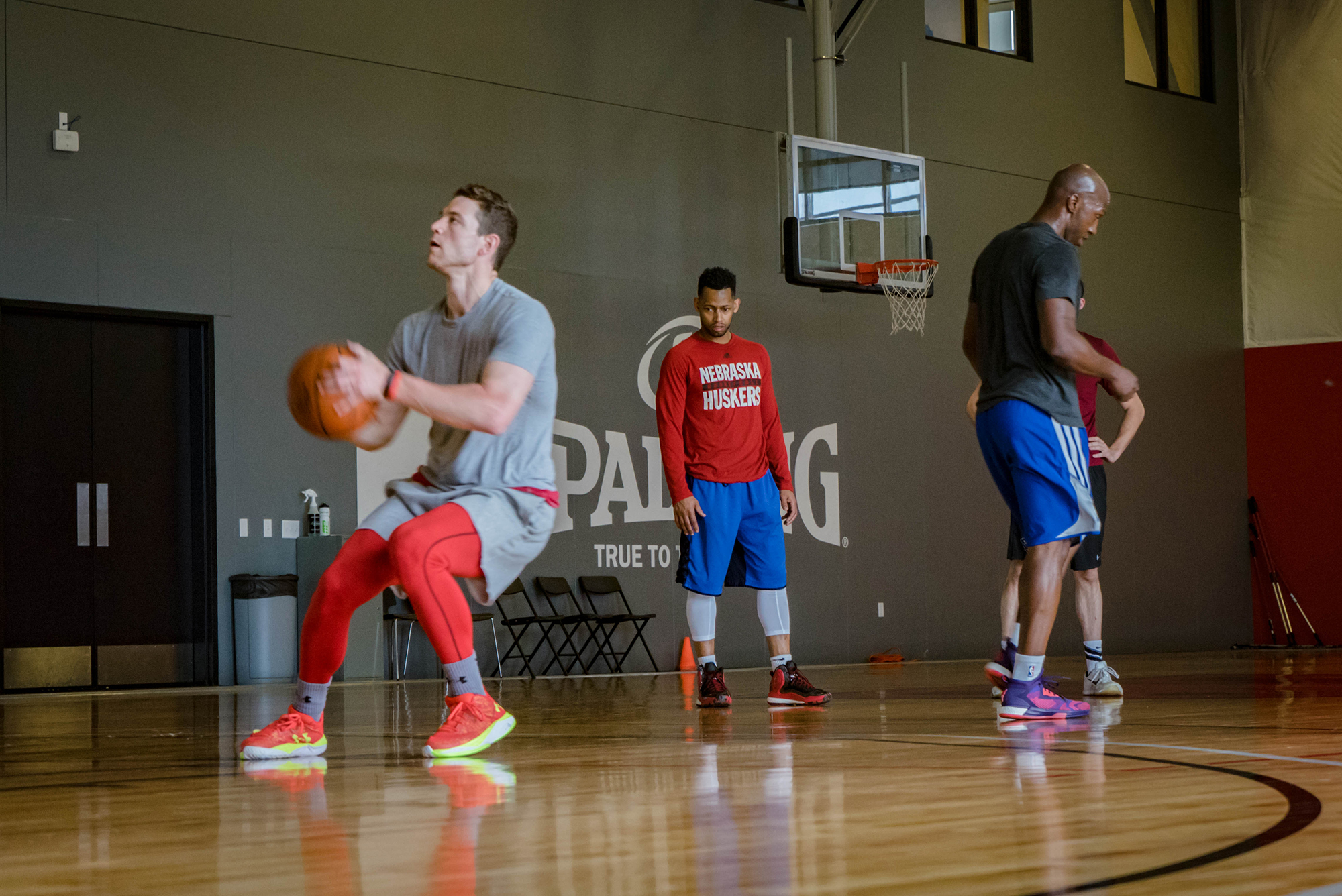 Jimmer Fredette Is One Of The Professional Players I Work With. His Work  Ethic To Be The Best Is What Allows Him To Be A Professional Basketball  Player.