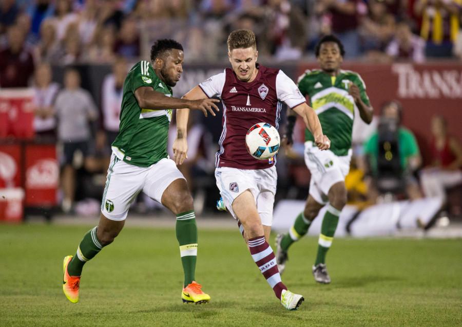 MLS unbeaten streak record