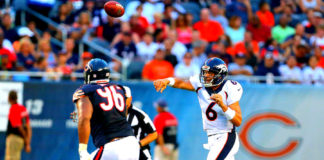 Broncos quarterback competition