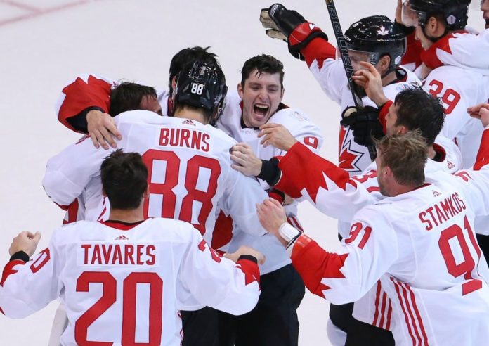 Brad Marchand Buries World Cup-Winning Goal For Team Canada