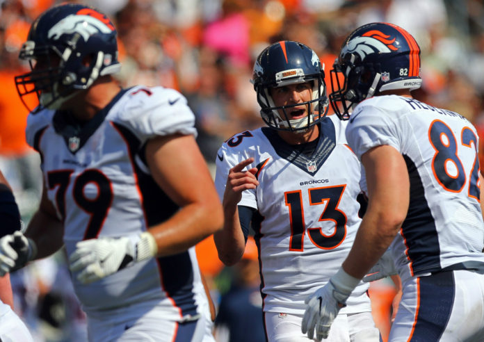 John Elway takes shot at Brock Osweiler after bad night