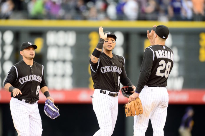 Gray strikes out Rockies-record 16 in 4-hitter vs Padres