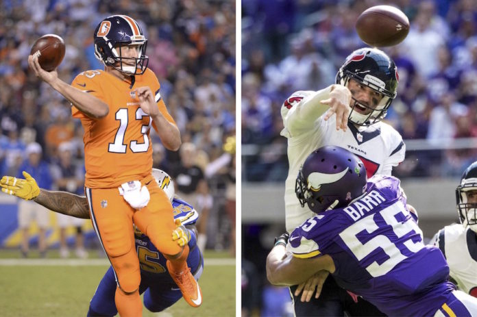 Brock Osweiler has the flawless response to Broncos' 'kill him' quote
