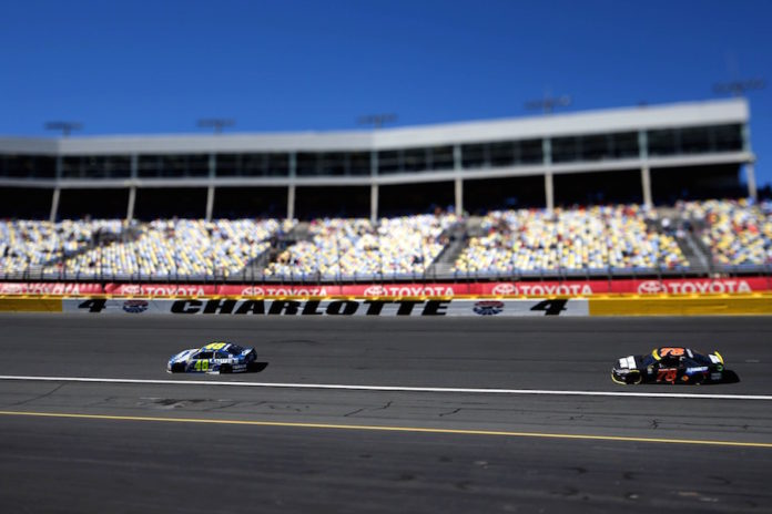 NASCAR postpones Sprint Cup race to Sunday