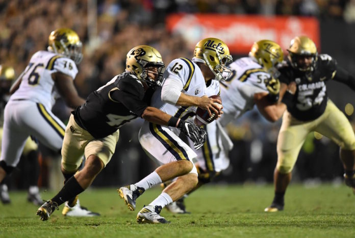 No. 21 Colorado squeaks by UCLA 20-10 despite penalties