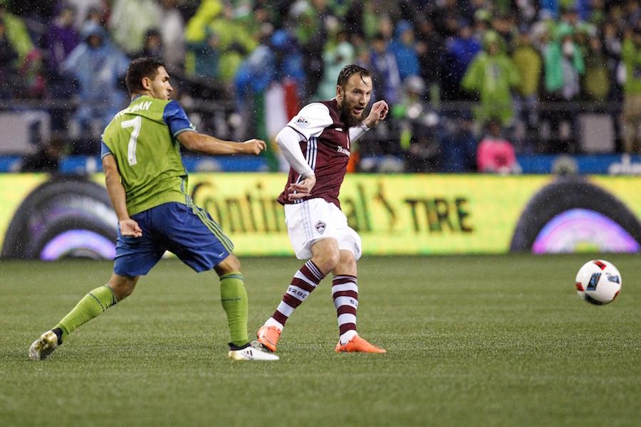 MLS Moves: Jermaine Jones intends to shop around