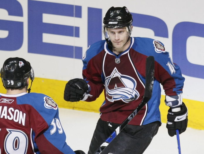 Former NHLer Marek Svatos dies at 34