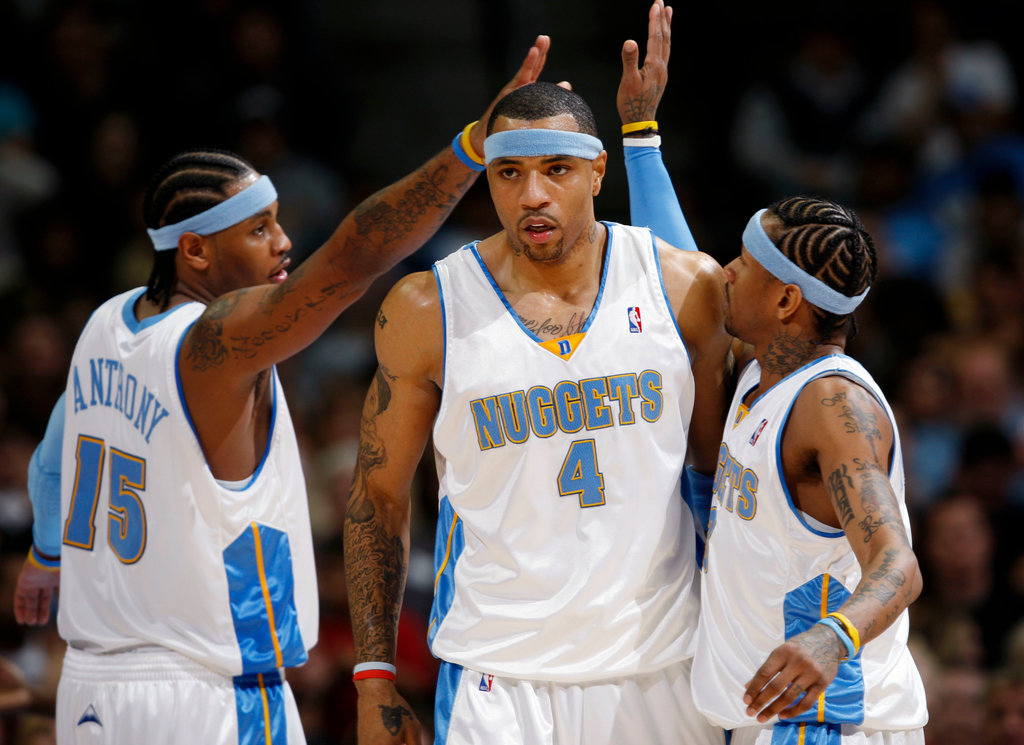 a13072a26bea ... Denver Nuggets v Phoenix Suns LOOK Kenyon Martin responds to George  Karls comments Mile High Sports ...