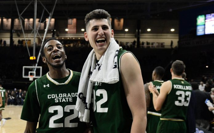 factory price 32c43 25c67 Colorado State Rams basketball, a band of brothers