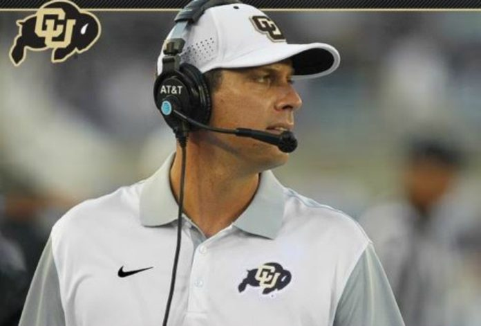 Colorado brings in DJ Eliot as defensive coordinator, replacing Jim Leavitt