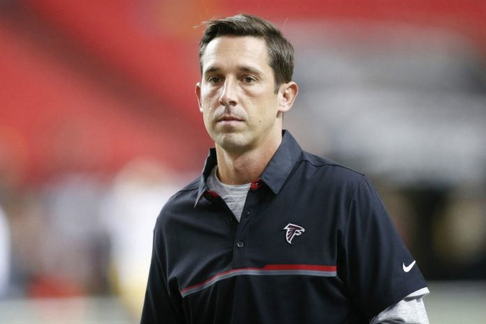 Denver Broncos request permission to interview Kyle Shanahan