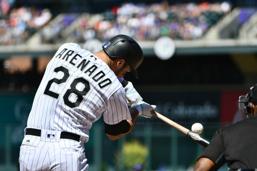 Rockies ink Nolan Arenado to a 2-year contract, avoiding arbitration