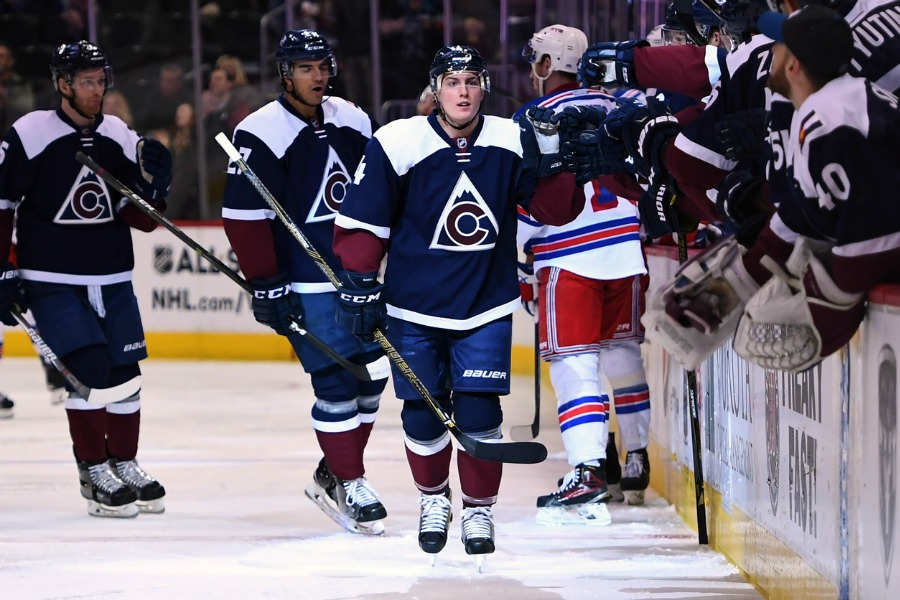 best service c1f5a 5e160 Colorado Avalanche should keep their alternate uniforms at ...