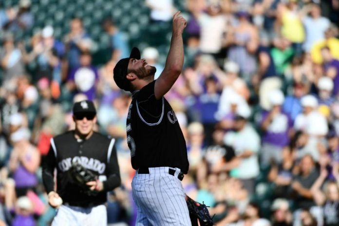 0b548dc18 Starting pitcher Chad Bettis has been named the winner of the 2017 Tony  Conigliaro Award