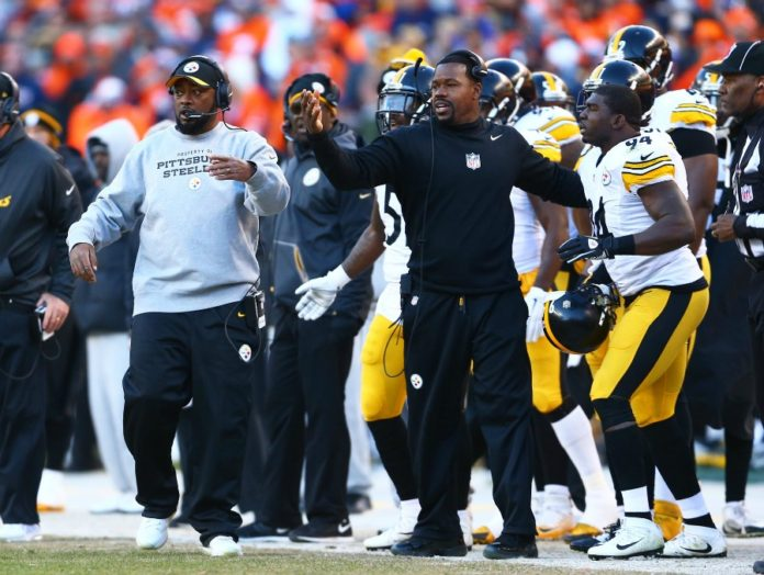 Steelers assistant coach Joey Porter pleads guilty to disorderly conduct citation