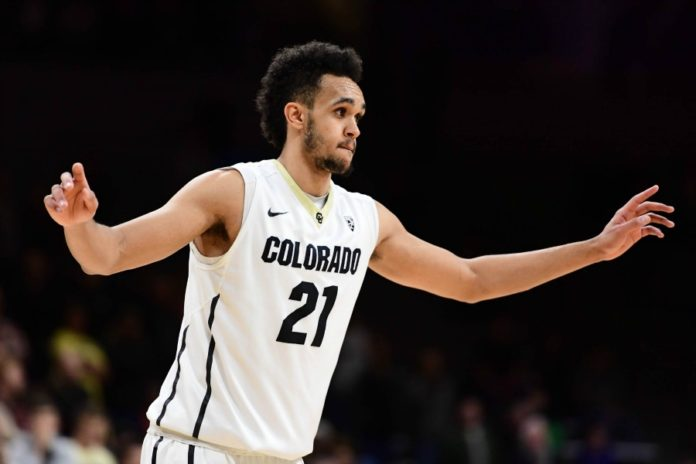 a6682317d0c1 The University of Colorado men s basketball s own Derrick White was one of 67  players invited to this year s NBA Combine. The combine will take place May  ...