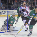 Credit: http://coloradoeagles.com/echl-news/eagles-raise-53233-for-chelbi-holt-but-fall-to-stingrays-4-1/