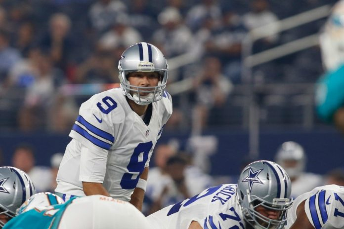 Tony Romo to be released Thursday, ESPN sources say