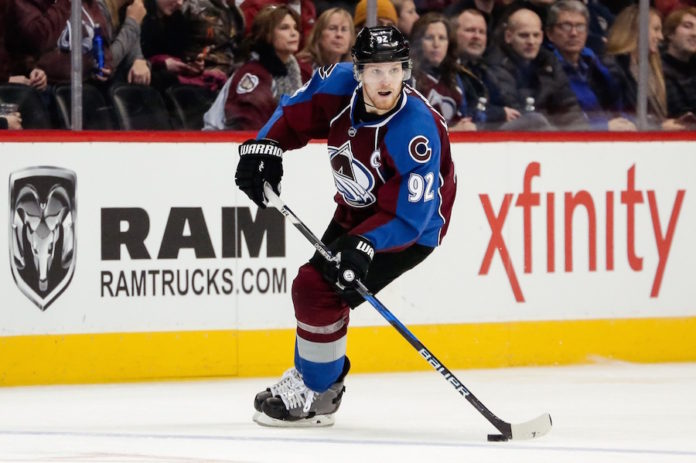 Carolina Hurricanes at Colorado Avalanche: Lines and Rosters