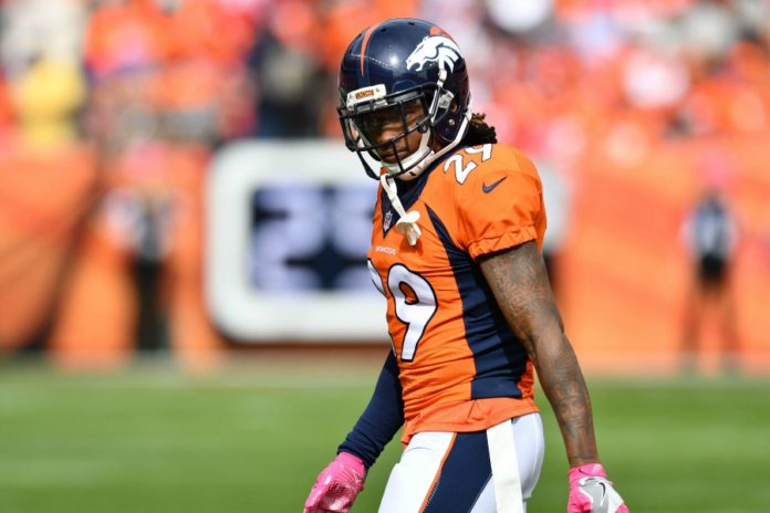 Aqib Talib Reportedly Won't Face NFL Punishment for 2016 Shooting Incident