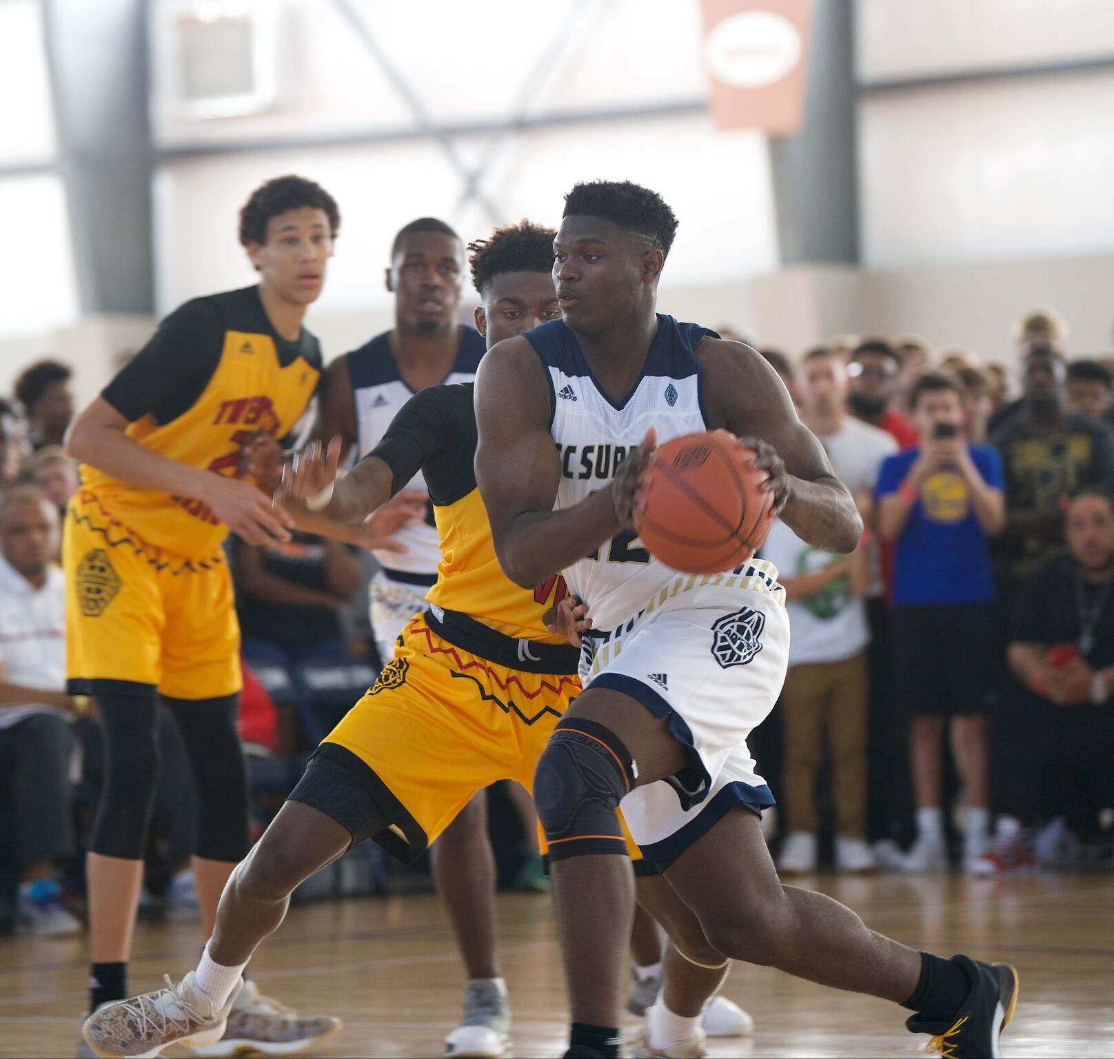Masten shines on national stage at adidas Gauntlet | Mile High Sports