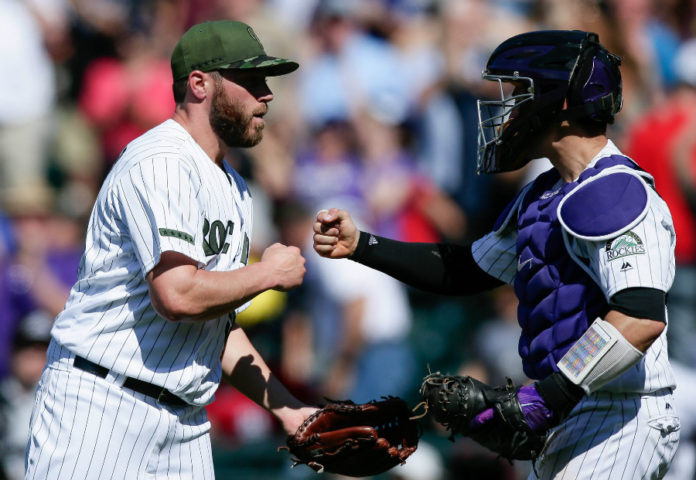 Trevor Story hits eighth homer in Rockies' loss