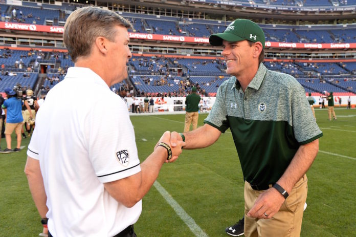 Colorado-Colorado State football game kickoff time, TV schedule announced