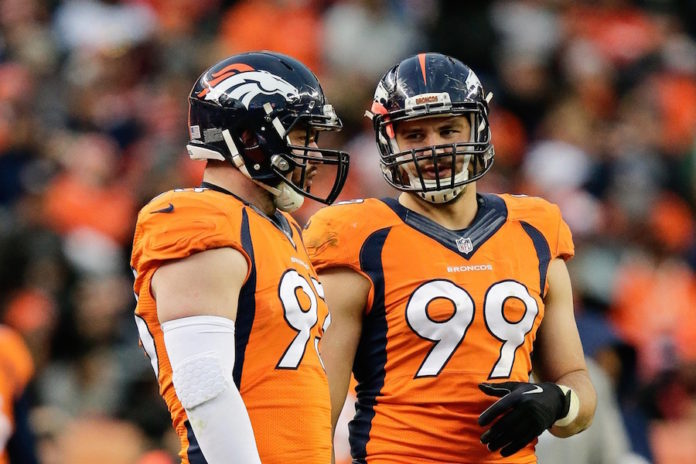 Adam Gotsis steps up in Denver Broncos' win