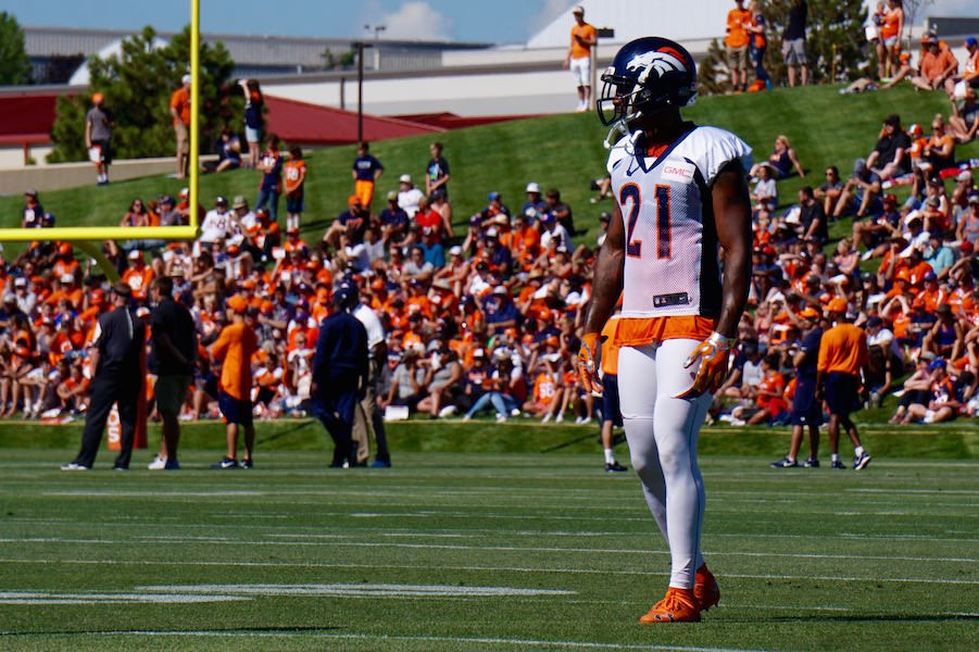 Broncos linebacker Ray could miss start of season