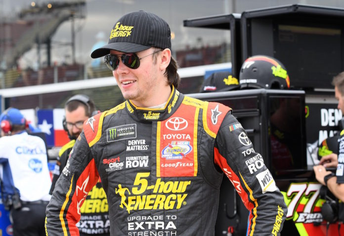 Jones to replace Kenseth for Gibbs — NASCAR notes
