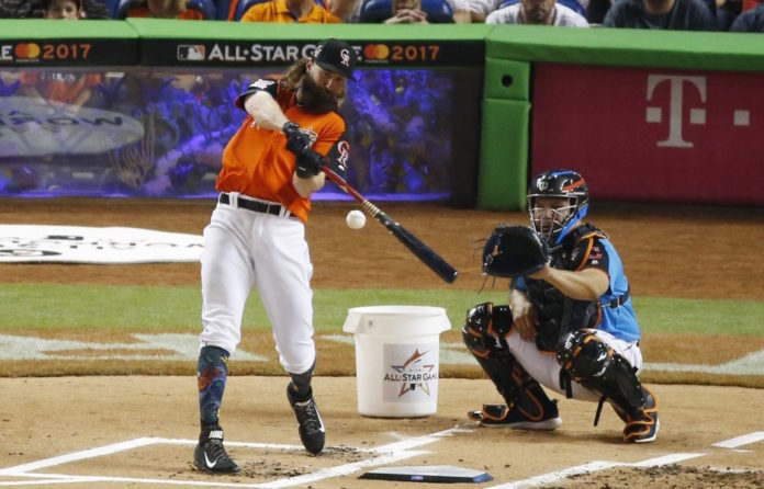LOOK: Did Charlie Blackmon get jobbed in the Home Run Derby?   Mile High Sports