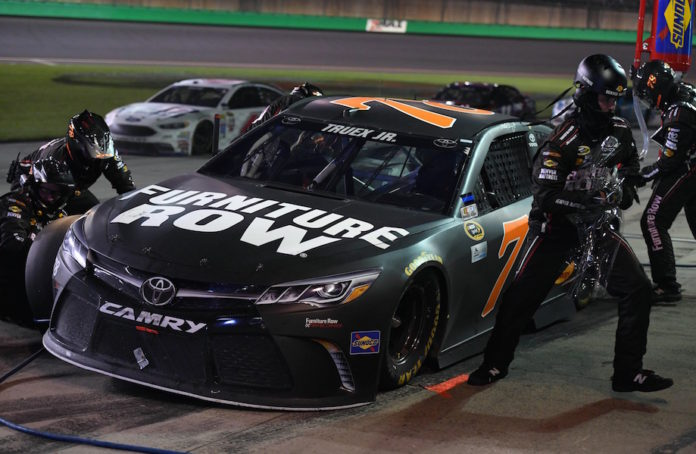Furniture Row Racing Making Run At Another Nascar Title In