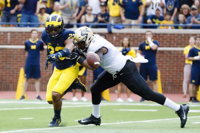 Michigan's Mike McCray on Butkus Award watch list