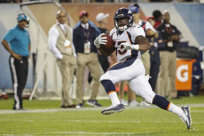 Broncos rookie Carlos Henderson to undergo thumb surgery