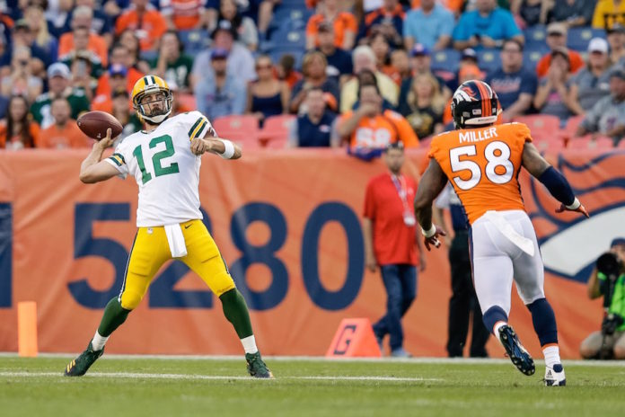 Preseason Game #3: Packers struggle in Denver