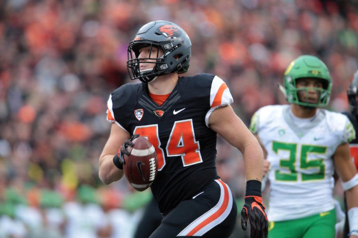 Colorado State routs Oregon State 58-27