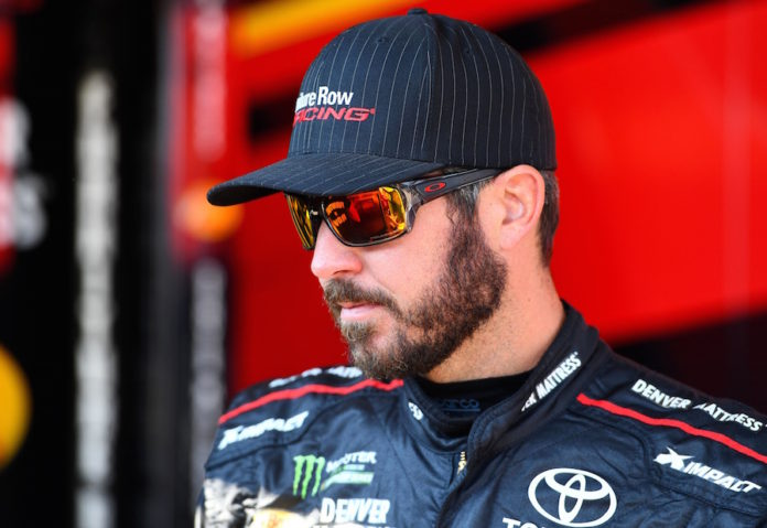 Martin Truex Jr. wins Playoff opener at Chicagoland Speedway