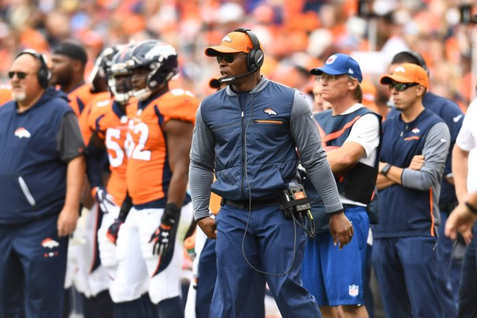 Vernon, Casillas, Richburg, Shepard all out for Broncos game