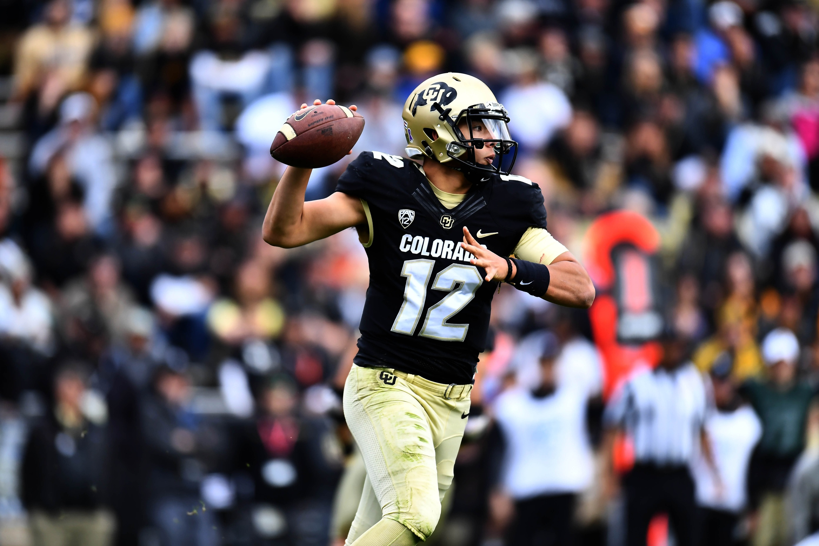 On The Field Montez Shines As Buffs Handle Bears Mile