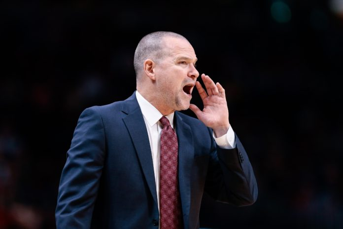 Nikola Jokic, Michael Malone ejected vs. Lakers
