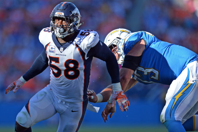2018 AFC West schedule could see the Broncos competing for a division title 6a70b570c