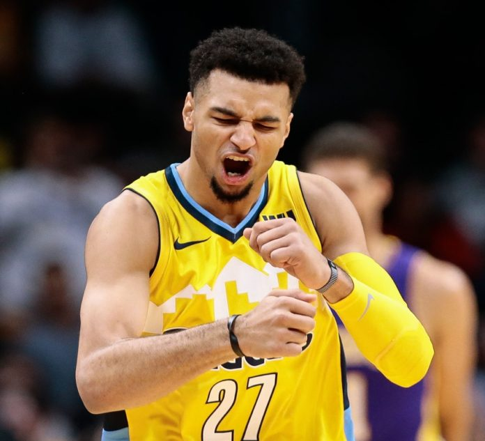 Lakers run out of breath in 115-100 loss to the Nuggets