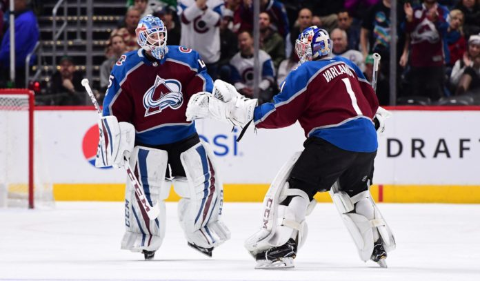 7c633d5ead8 Avalanche lose for third time during current homestand